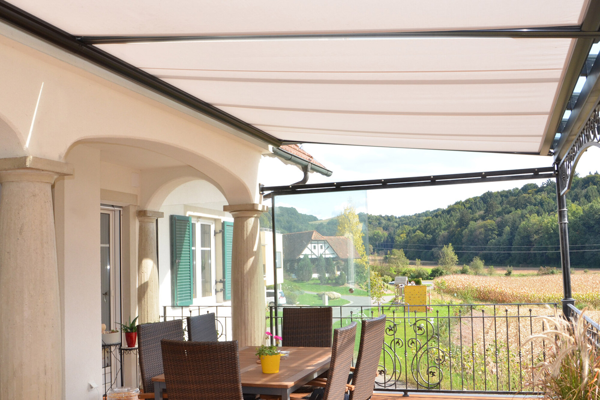 Product: Conservatory awning – XLIGHT